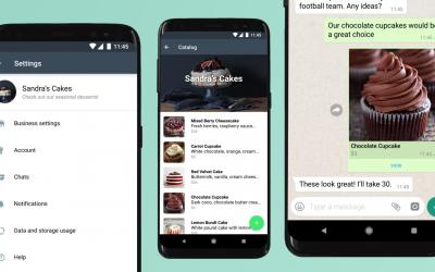 Whatsapp ha un Catalogo tutto suo